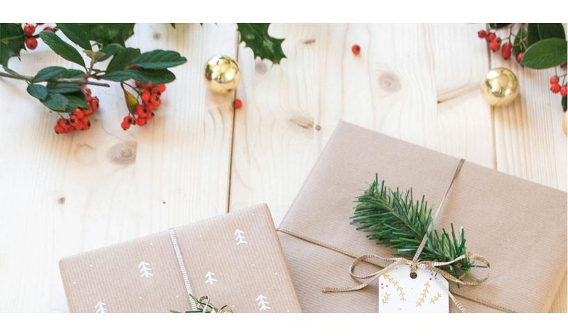 Des idées de cadeaux eco-friendly pour noël